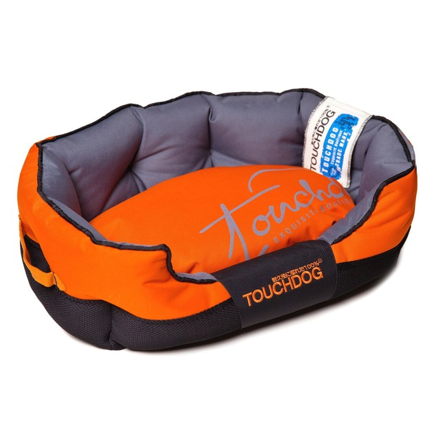 Toughdog Performance-Max Sporty Comfort Cushioned Dog Bed