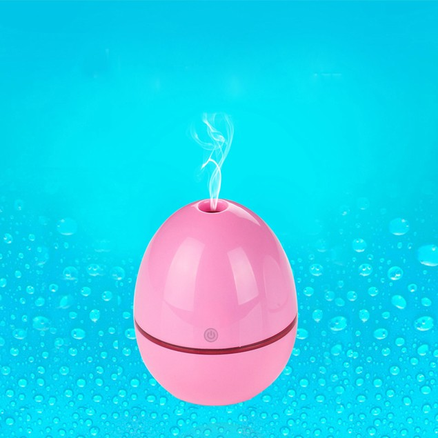 50ML Egg Shaped Ultrasonic Humidifier USB Portable Atomizer For Office