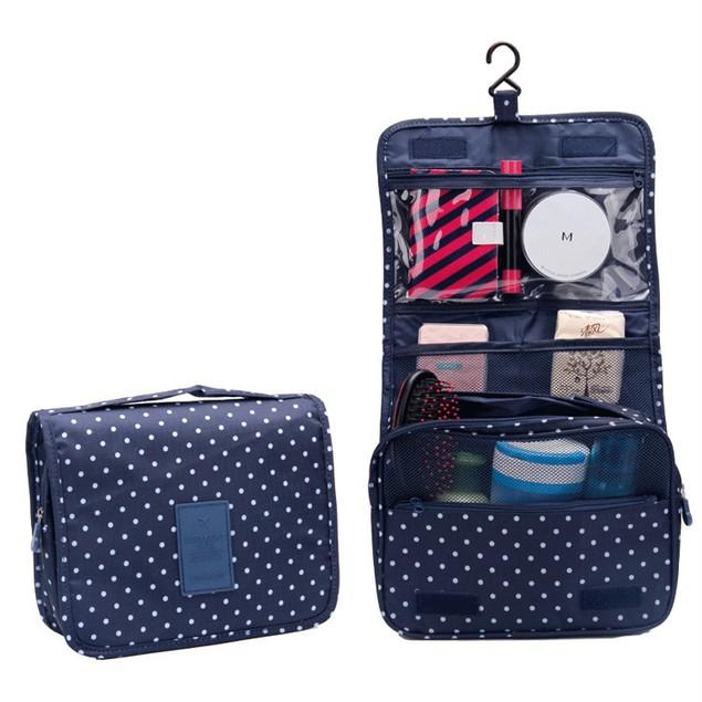 Travel Foldable Hanging Storage Portable Organizer Bag