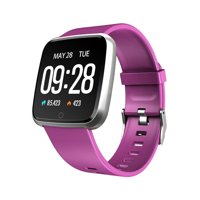 Touch Screen Health Companion Wearable Smartwatch for Apple Android Fitbit