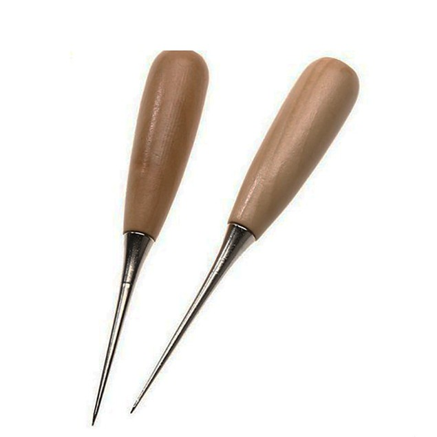 Awl Positioning Drill Tools For Leather Hole Punches  Stitching DIY  Tools