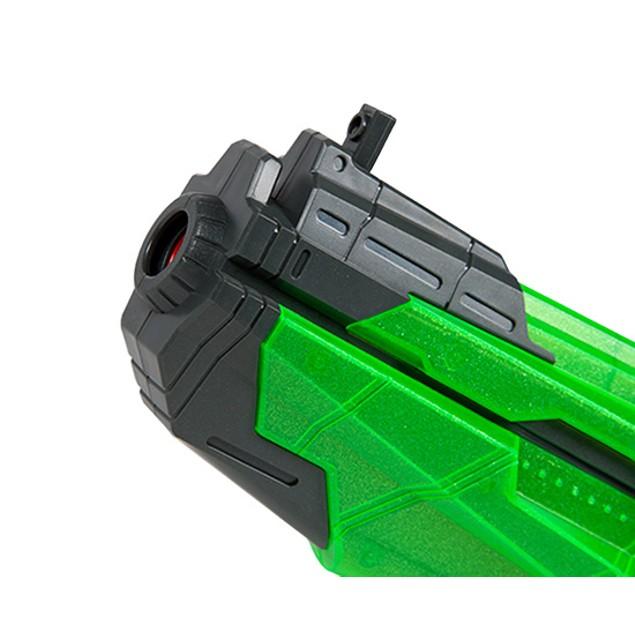 World Tech Warrior Glow in the Dark Havoc Dart Blaster