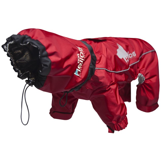 Dog Helios Weather-King Ultimate Windproof Full Bodied Pet Jacket