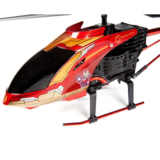 Marvel Avengers Age of Ultron Iron Man 3.5 Channel RC Helicopter