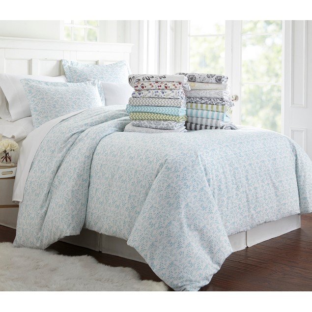 Becky Cameron Premium Ultra Soft 3 Piece Duvet Cover Set