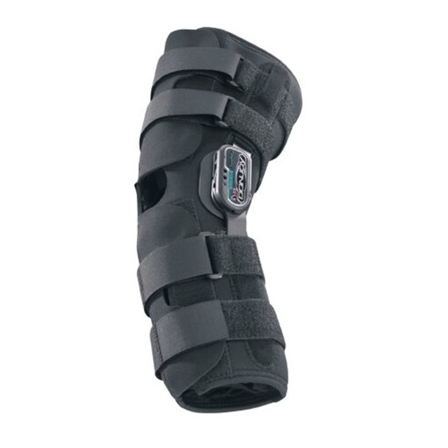 "DonJoy Playmaker Wrap Pop Knee Brace, 15 1/2""-18 1/2"" Circum., Small, Black"
