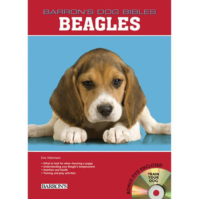 Beagles Barron's Dog Bible, Beagle by Barrons Educational Series Inc