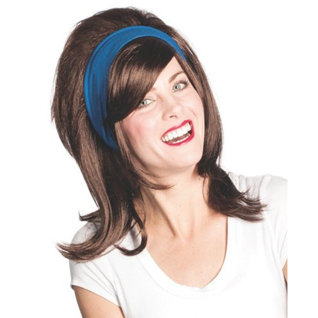 Florence Wig - Dark Brown