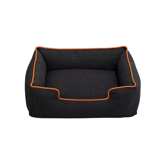 Pet Dog Cat Denim Thick Sturdy Mat Cozy Warm Bed Soft Cotten House Nest