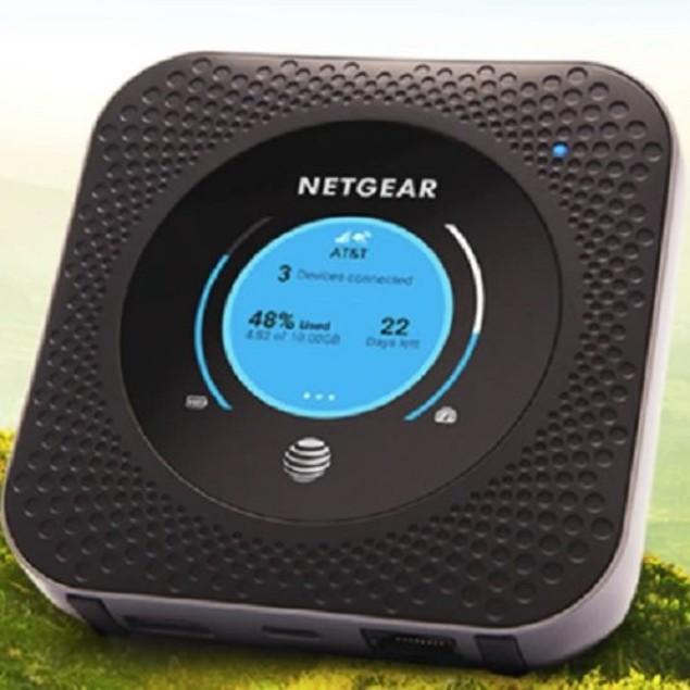 Netgear Nighthawk MR1100 Mobile Hotspot WiFi Router (AT&T Unlocked)