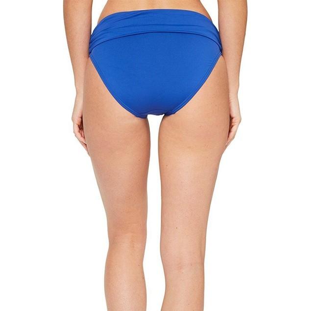 Tommy Bahama Women's Pearl High-Waist Hipster Bikini Bottom Sz: XS