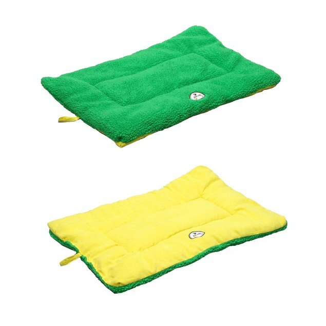 Eco-Paw Reversible Eco-Friendly Pet Bed Mat