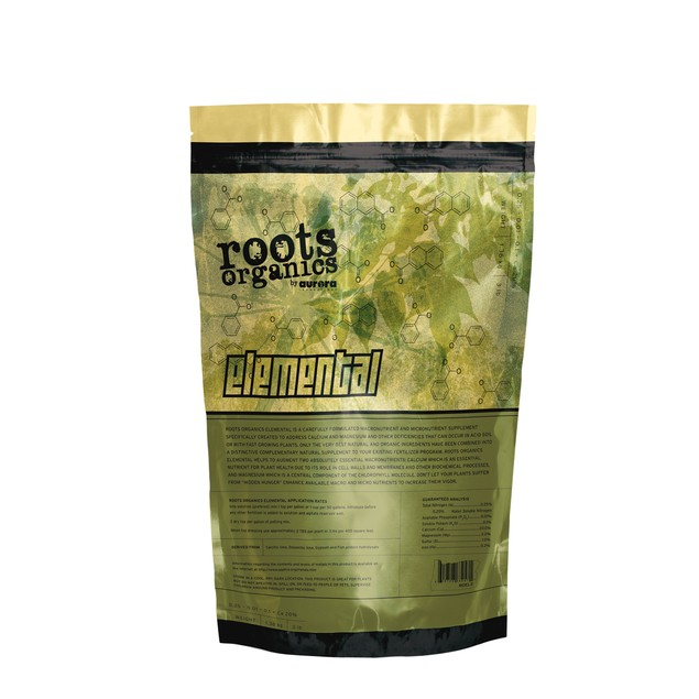 Roots Organics Elemental, 3 lbs