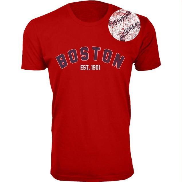 Men's Home Run Baseball T-Shirts
