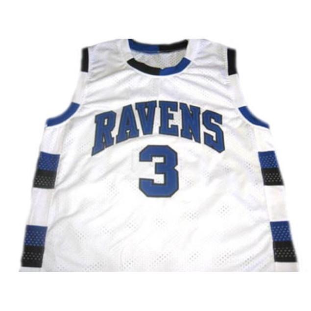 Lucas Scott #3 White Basketball Jersey