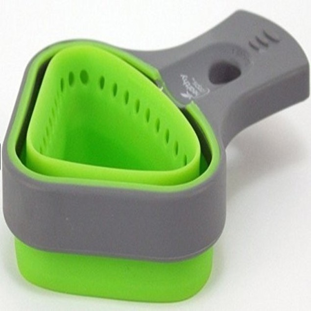 Healthy Steps Portion Control Pasta Basket Strainer
