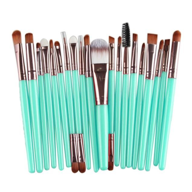 20-Piece Make-up Kit- 6 Colors