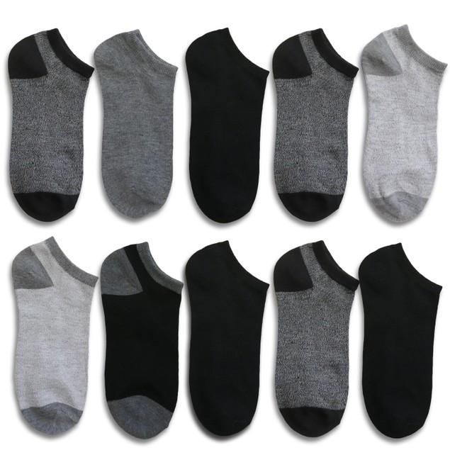 20-Pairs B.U.M. Women's Fashion No Show Low Cut Fun Ankle Socks