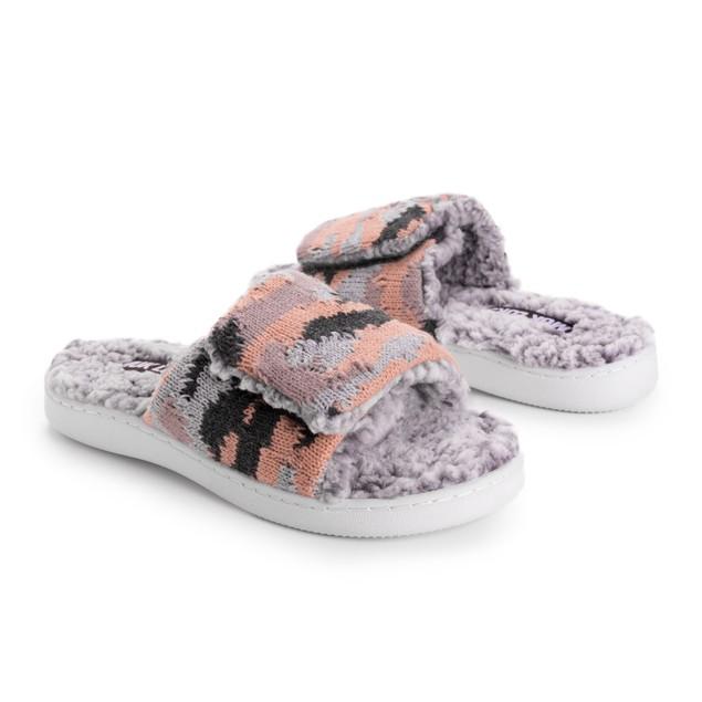 MUK LUKS Women's Janis Slide Slippers
