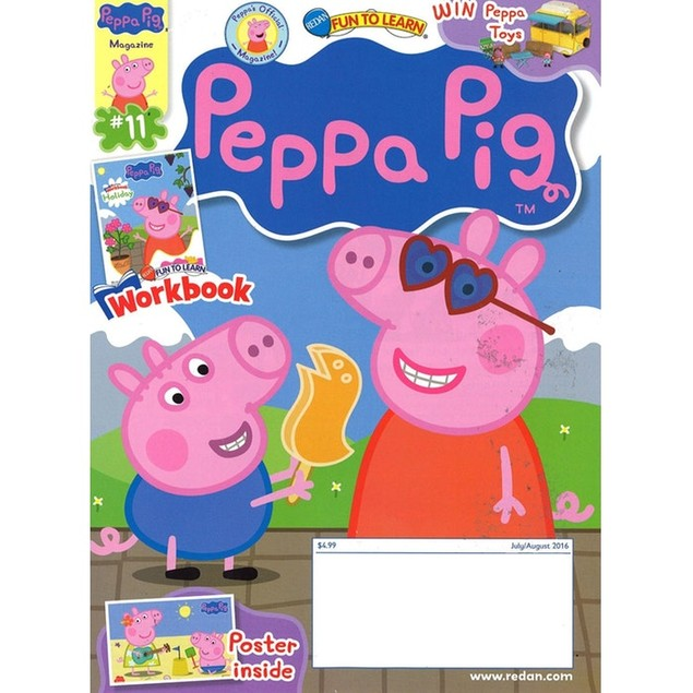 Peppa Pig Magazine Subscription