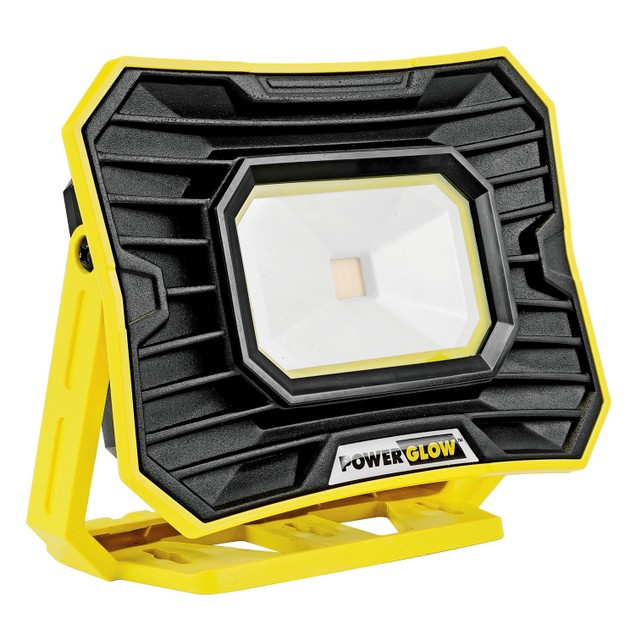 PowerGlow LED Portable 1500 Lumens Rechargeable Light