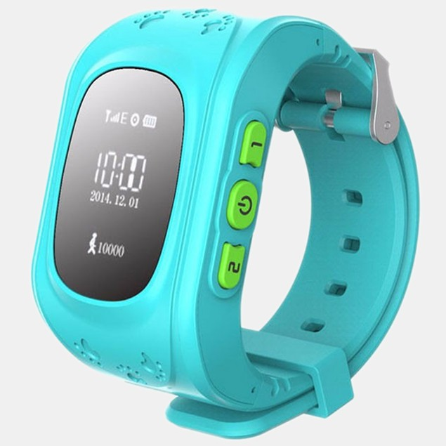 GPS Kid Tracker Smart Wristwatch