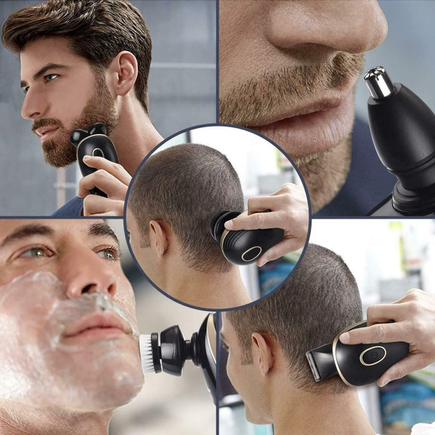 5-in-1 Electric Men's Shaver