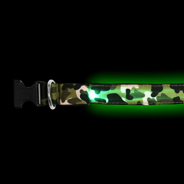 LIVE Bagoo LED Reflective Collar - Make You Pet Safe at Night