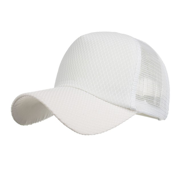 Women Men Adjustable Washed Solid Colort Baseball Hat Casual Cap Shade n