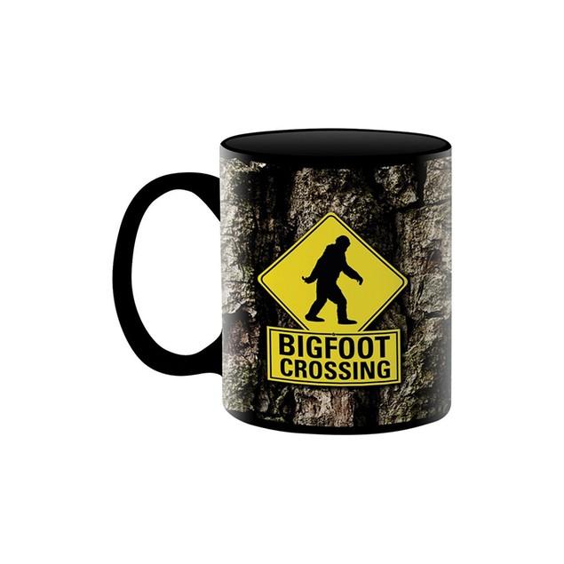 Bigfoot Crossing 11 oz Mug