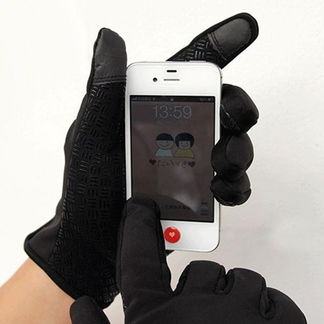 Men Windproof Outdoor Sport Waterproof Ski Gloves