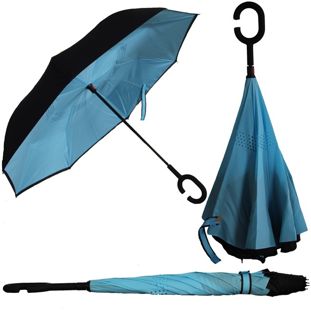 Reversible Inverted Umbrella