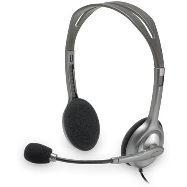 Logitech Stereo PC Headset H110