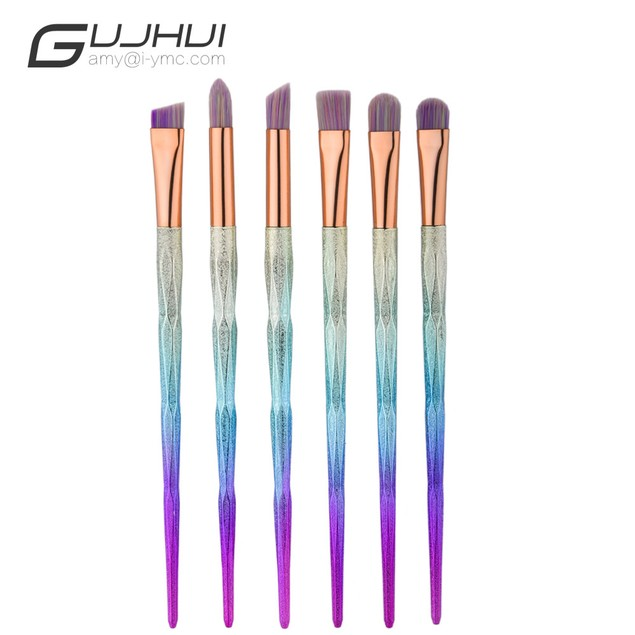 6PCS Cosmetic Makeup Brush Brushes Set Foundation Powder Eyeshadow 59