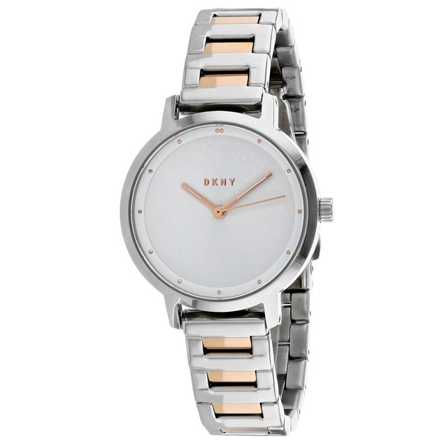 DKNY Women's The Modernist White Dial Watch - NY2643