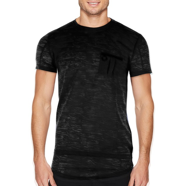 Men's Hipster Casual Marled T-Shirt (S-2X)