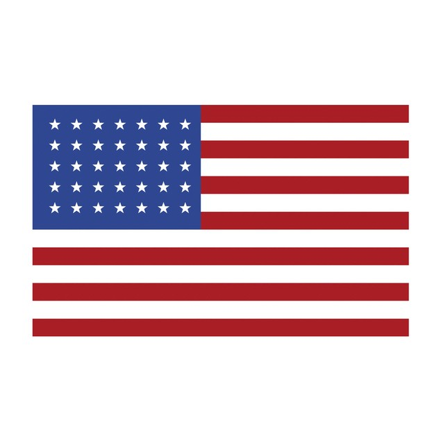 United States 35 Star 3' x 5' Flag