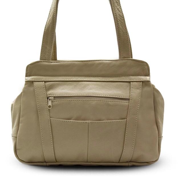 High Quality Mexican Leather Hobo Handbag