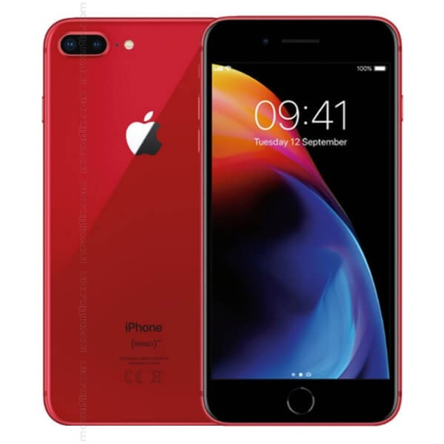 Apple iPhone 8 64GB 4G LTE AT&T iOS Locked,Red(Refurbished)