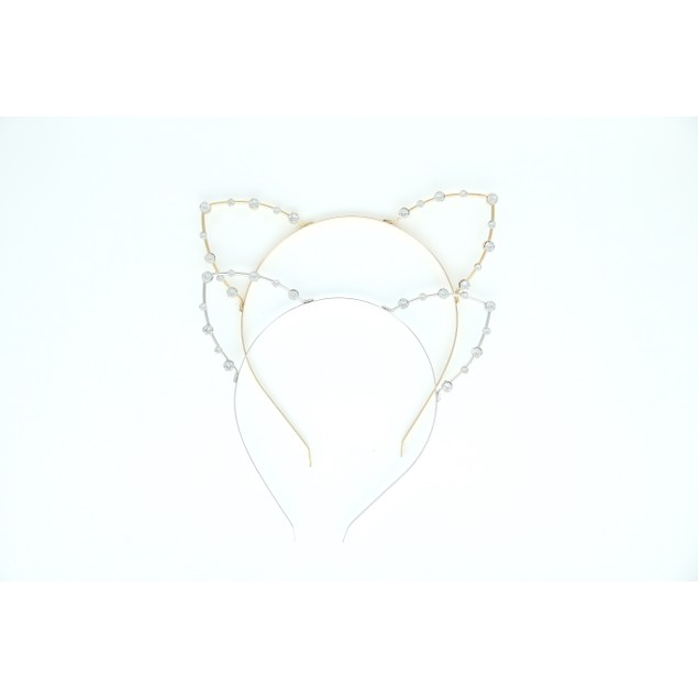 Cat Headband 2-Pack