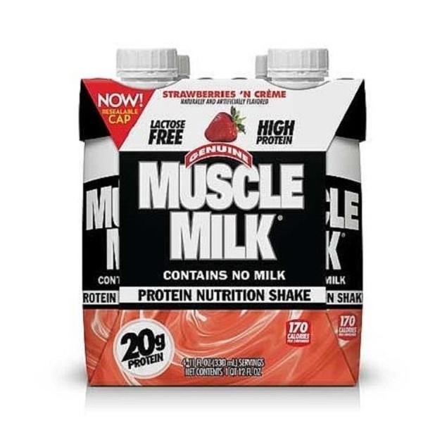CytoSport Muscle Milk Protein Shake Strawberries N' Creme
