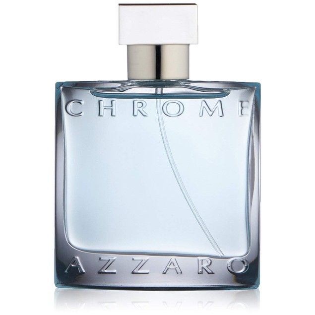 Azzaro Chrome United EDT Cologne Spray, Comforting & Refined, 1.7 Fl. Oz.