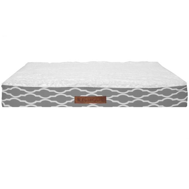 Premium Memory Foam Orthopedic Pet Bed (Multiple Styles)