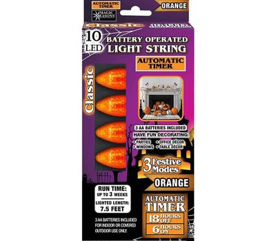 2-Pack String Lights Was: $49.99 Now: $18.99.