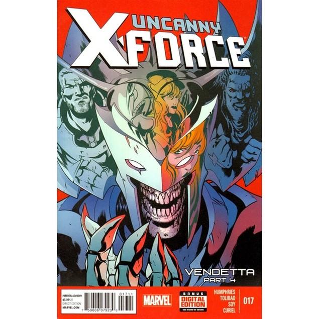 Uncanny X-Force Magazine Subscription