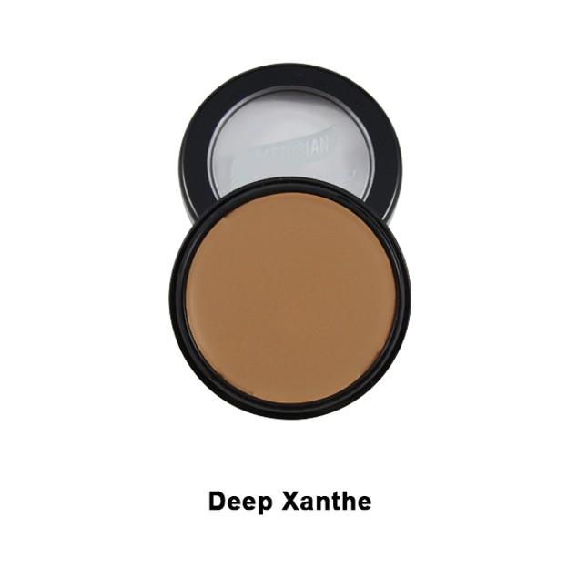 Deep Xanthe HD Glamour Creme Foundation 5 oz. Graftobian Cruelty Free USA