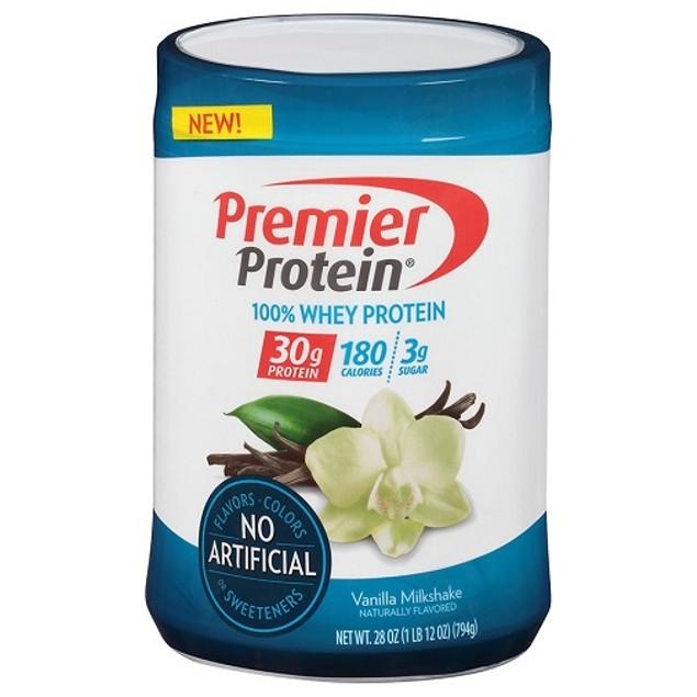 Premier Protein Vanilla Milkshake Powder