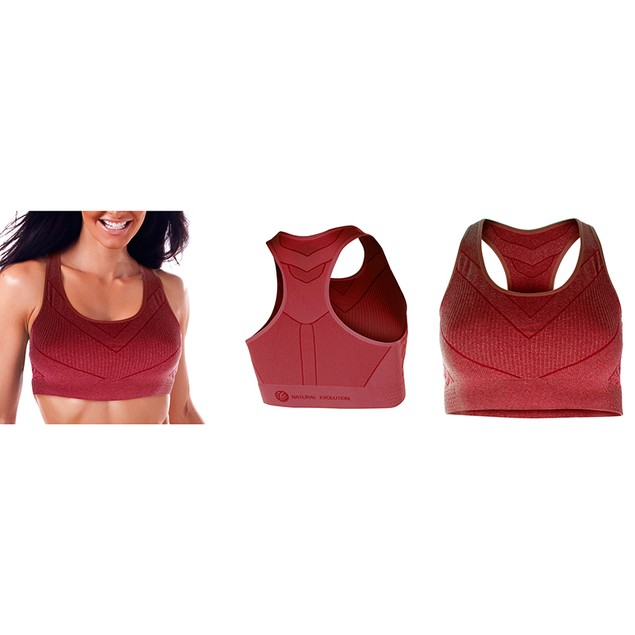 3-Pack Mystery Deal: Women's Crivit Seamless High Level Sports Bras