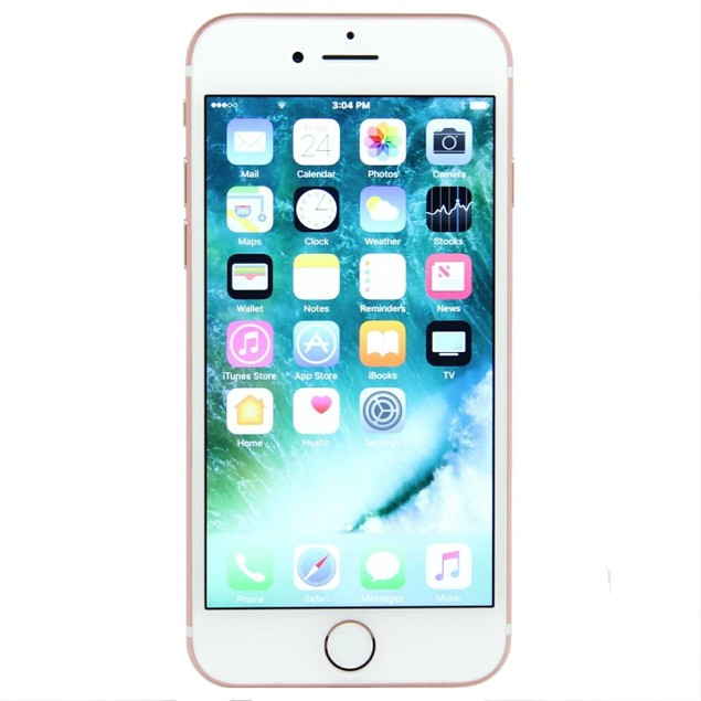 Apple iPhone 7 128GB 4G LTE Verizon Unlocked,Rose Gold(Refurbished)