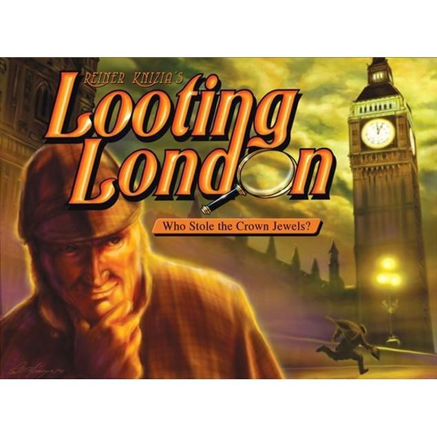 Looting London